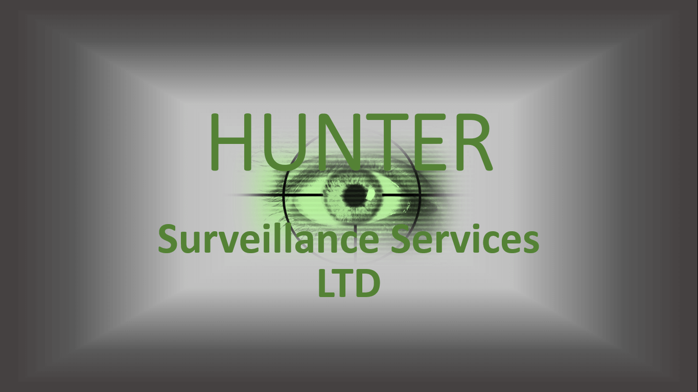 Hunter Surveillance Services logo large
